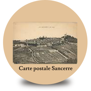 Carte postale Sancerre